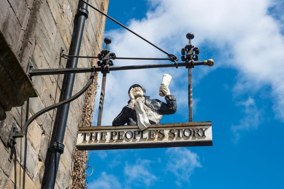 The peoples story museum royal mile